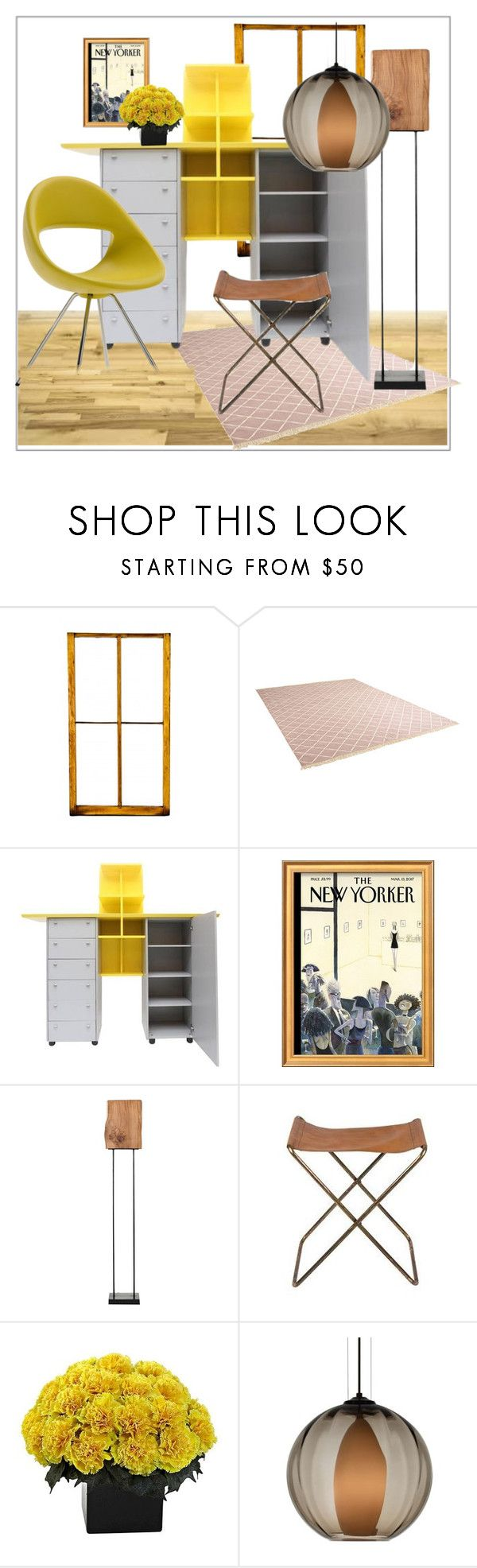 """""""maybe they won't show up"""" by topcoatballet ❤ liked on Polyvore featuring interior, interiors, interior design, home, home decor, interior decorating, Zeus, Nearly Natural and Tech Lighting"""