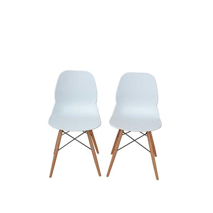 Stuhl Set in Weiß Kunststoff (2er Set) Jetzt bestellen unter: https://moebel.ladendirekt.de/kueche-und-esszimmer/stuehle-und-hocker/esszimmerstuehle/?uid=53070d88-d341-5537-a584-b28229137410&utm_source=pinterest&utm_medium=pin&utm_campaign=boards #esszimmerstuhl #esstisch #stuehle #küchenstuhl #stühle #kueche #stuhl #essstuhl #küche #esszimmerstuehle #esszimmer #esstischstuhl #hocker