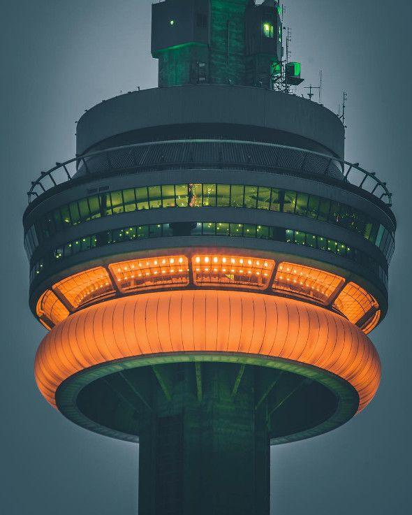 Toronto Night