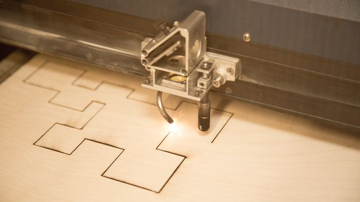 Laser Cutting Class Trailer