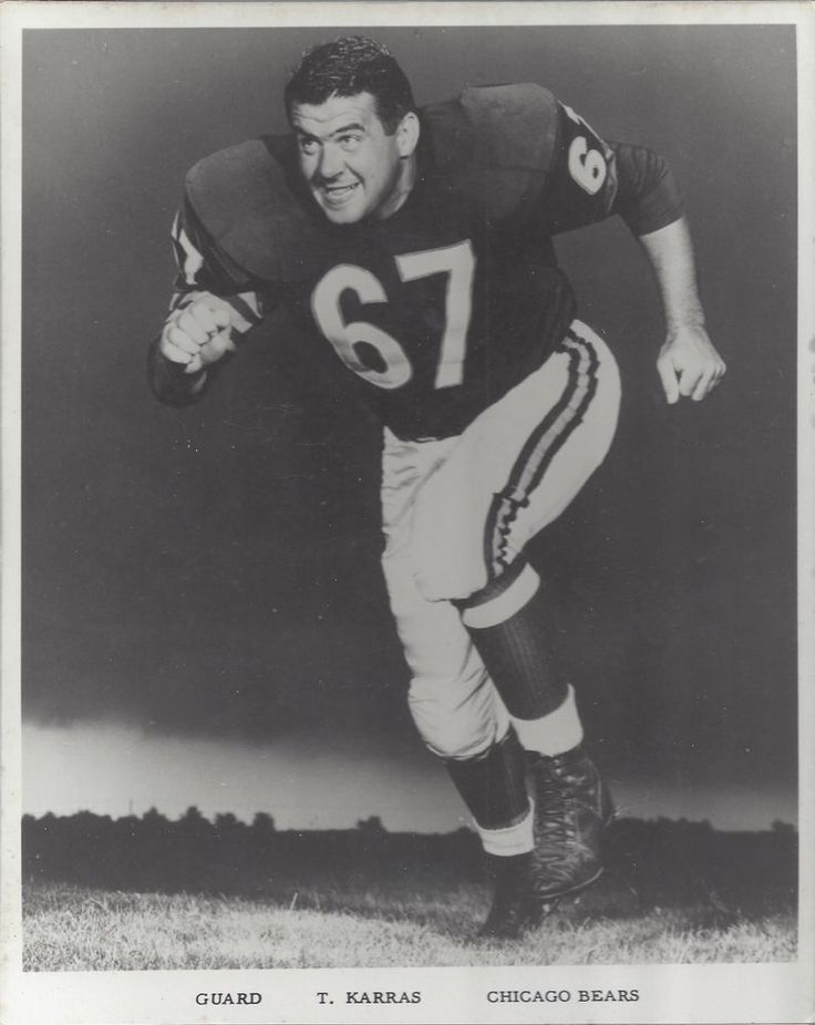 Vintage Ted Karras - #Chicago #Bears Press Photo - Former Iu #Football Star from $14.98 Repin & Like Plz. Listen to #NoelitoFlow #Noel http://www.twitter.com/noelitoflow http://www.instagram.com/rockstarking http://www.facebook.com/thisisflow
