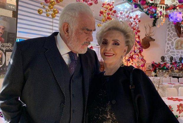 Vicente Fernández Festejó Su Cumpleaños Número 79 Famosos Vicente Fernandez Noticias De Espectaculos