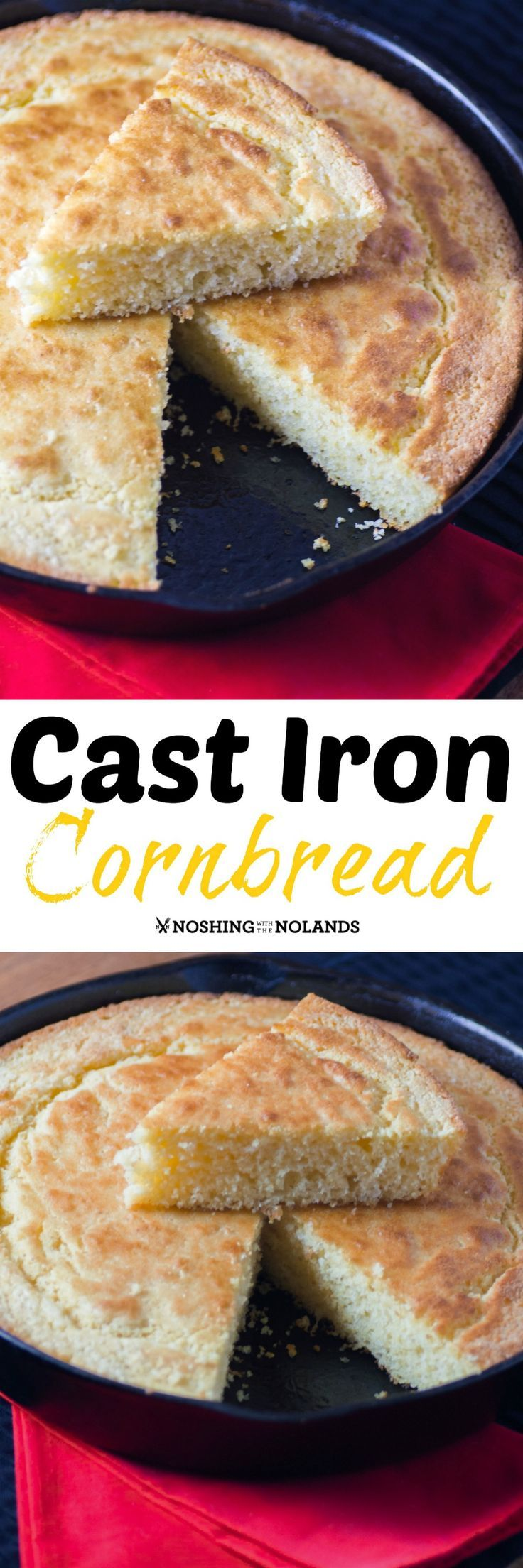 Best Cast Iron Southern Cornbread Do you love cornbread? Do you find that is can be too dry or too crumbly that you have trouble when you try to put a little butter on it. This won't happen with this gorgeous Best Cast Iron Southern Cornbread! This cornbread is moist and holds together beautifully and...Read More »