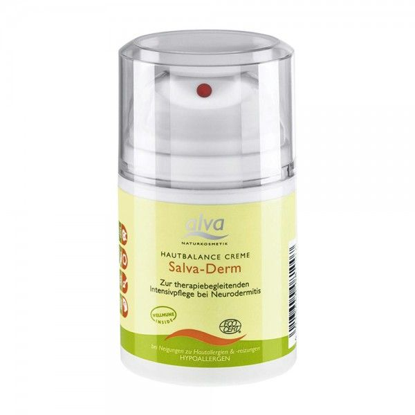 alva Salva-Derm Hautbalance Creme 50 ml: https://www.nordjung.de/alva-salva-derm-hautbalance-creme-50-ml #naturkosmetik #hautbalance
