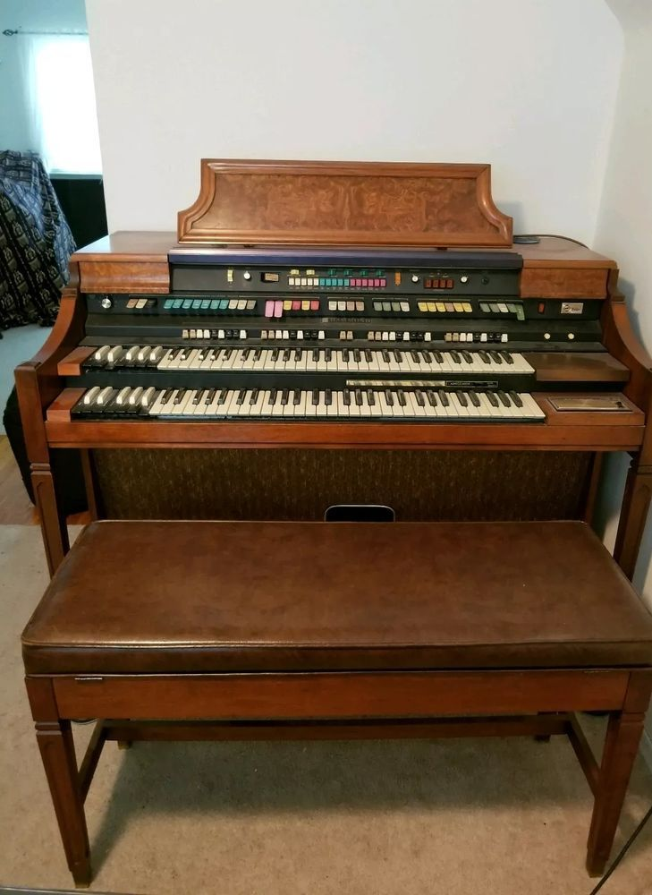 hammond organ model 2312M for sale not working needs repair or for parts $250 | Musical Instruments & Gear, Pianos, Keyboards & Organs, Organs | eBay!