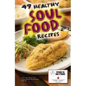 71 best chefs cookbooks images on pinterest chefs high holidays 49 healthy soul food recipes cookbook magazine with lapel pin forumfinder Choice Image