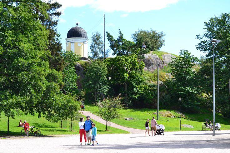 Kaivopuisto park, Helsinki
