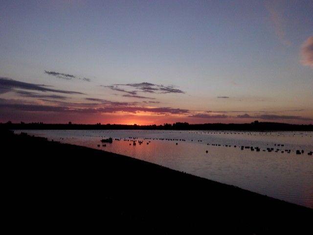 Sunset Calbuco