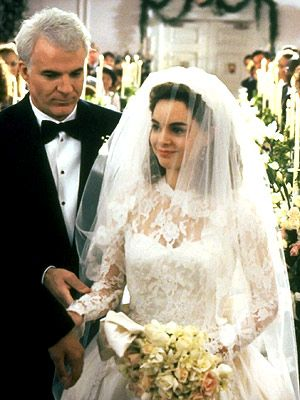 Father of the Bride, the last movie I saw in a theater with my dad.