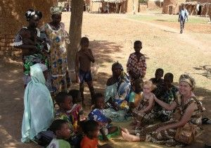 http://www.saheldesign.com/projects/ SAHEL design is the result of Charlie Davies's love of fashion and passion for empowering the poor. As a missionary in Burkina Faso her desire is to relieve poverty in ways that are sustainable and respectful of culture.
