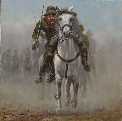 Teniente Coronel Primo de Rivera