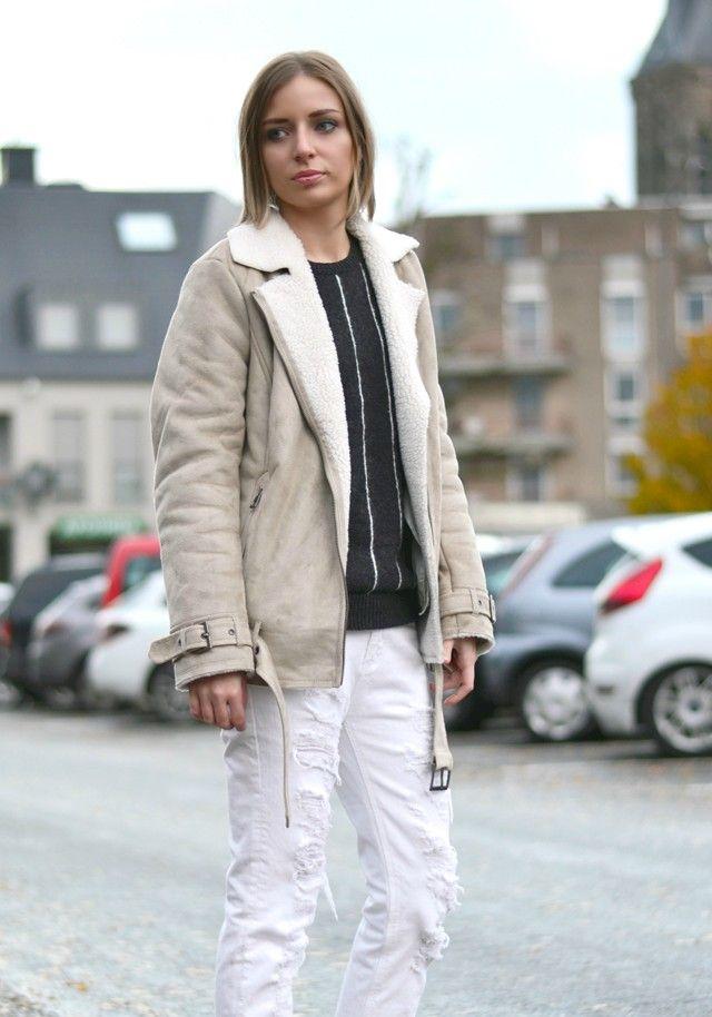 9 best Sheepskin coats images on Pinterest