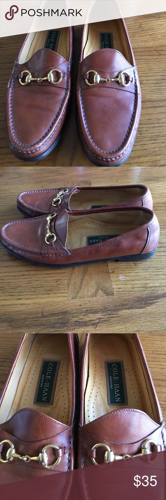 Ladies Cole Haan shoes Ladies Cole Haan shoes in 11.5N. Too narrow for me. In great shape. Cole Haan Shoes Flats & Loafers