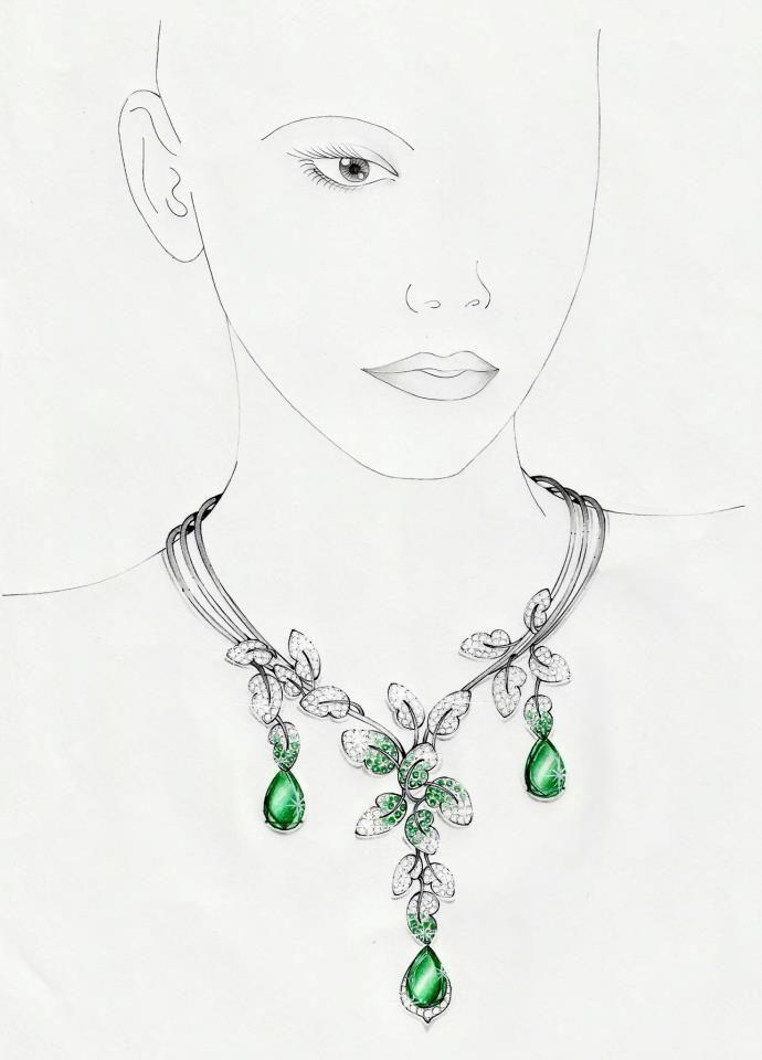 321 best necklace design images on pinterest jewellery