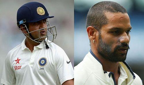 Injured Shikhar Dhawan Ruled Out of Indore Test; Gautam Gambhir Could Make Comeback  - http://www.tsmplug.com/tennis/injured-shikhar-dhawan-ruled-out-of-indore-test-gautam-gambhir-could-make-comeback/