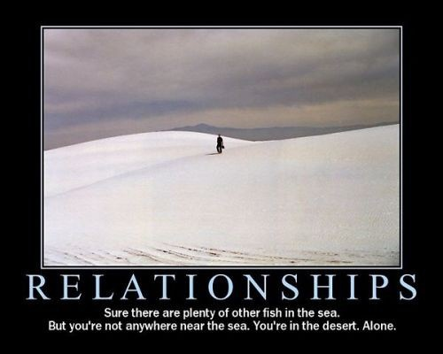 relationships (spotted by @Tammiegso693 )Laugh, Funny Pics, Valentine Day Cards, Demotivational Posters, Motivation Posters, Relationships, True Stories, 30 Years, The Sea
