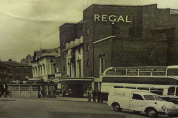 Former staff of historic Regal Cinema in Rochdale town centre invited to reunion - Manchester Evening News