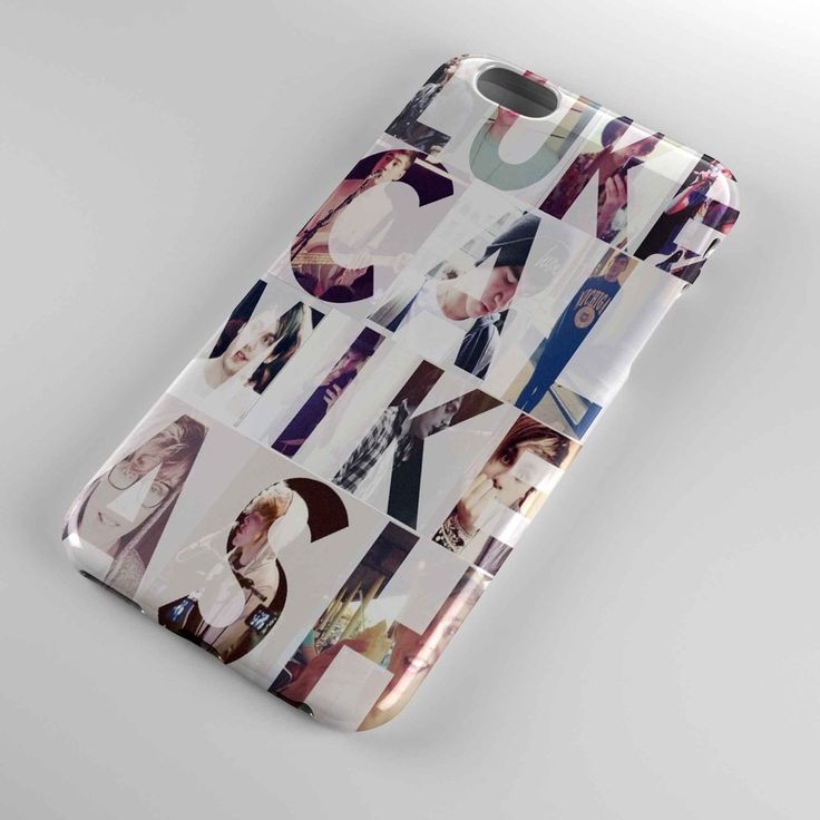 5 second of summer galaxy nebula cover for iphone and samsung galaxy case