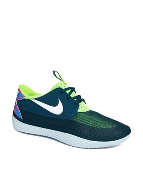Nike Solarsoft Moccasin Trainers