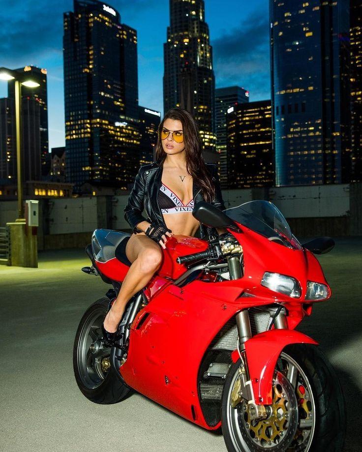 Miami Nights Ducati.