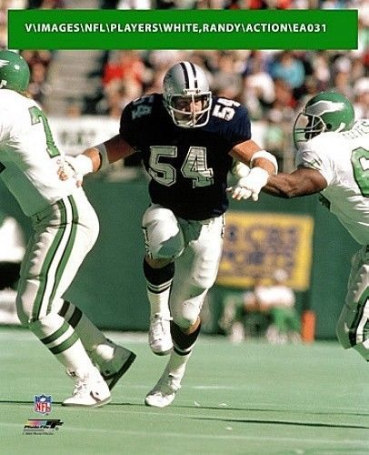 """Randy White """"#Dallas Cowboys"""" Licensed Picture Poster Un-signed 8x10 Photo from $6.99"""