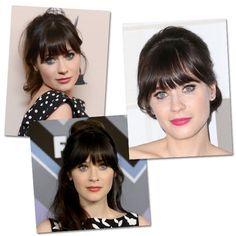 Quem pode qual: cabeleireiro aponta a franja certa para tipos de rosto e cabelo