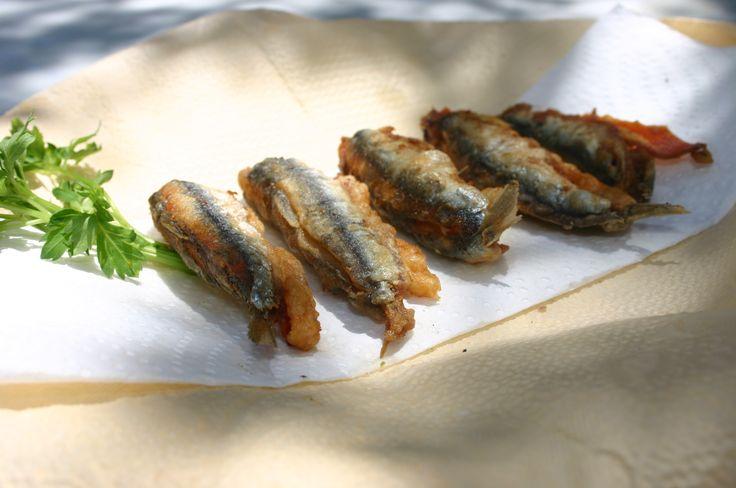 anchovies tapas spain