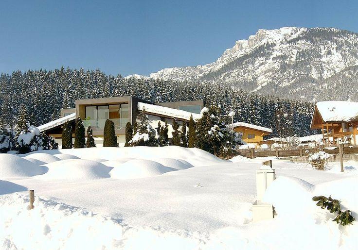 Natürliche Idylle am Fuße eines Berges und in Waldnähe - Ferienhaus für bis zu 16 Personen in Langkampfen, Österreich. Objekt-Nr. 756813