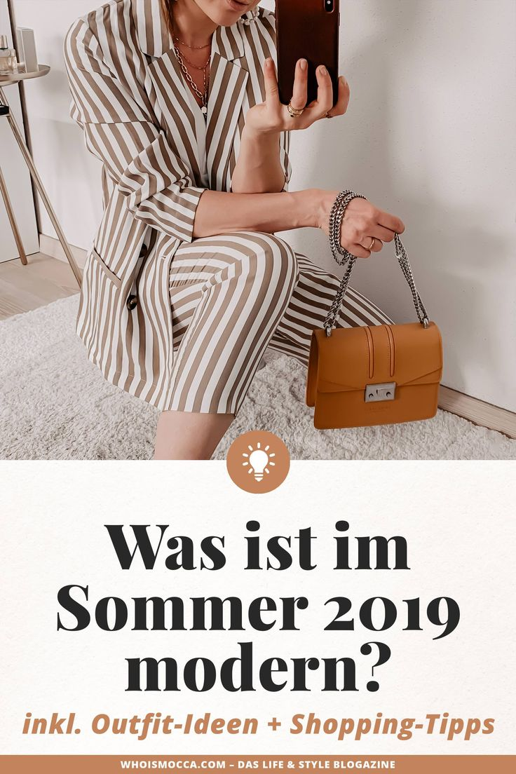 Sommertrends 2019: Das sind die schönsten Modetrends für einen stylischen Sommer! – Who is Mocca? – Fashion Trends, Outfits, Interior Inspiration, Beauty Tipps und Karriere Guides
