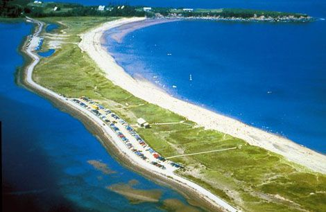 This is Melmerby Beach. It is located near New Glasgow, Nova Scotia...guess where I am moving to? New Glasgow, Nova Scotia...jealous yet? You should be!!! I promise, I will send pictures when I go :P