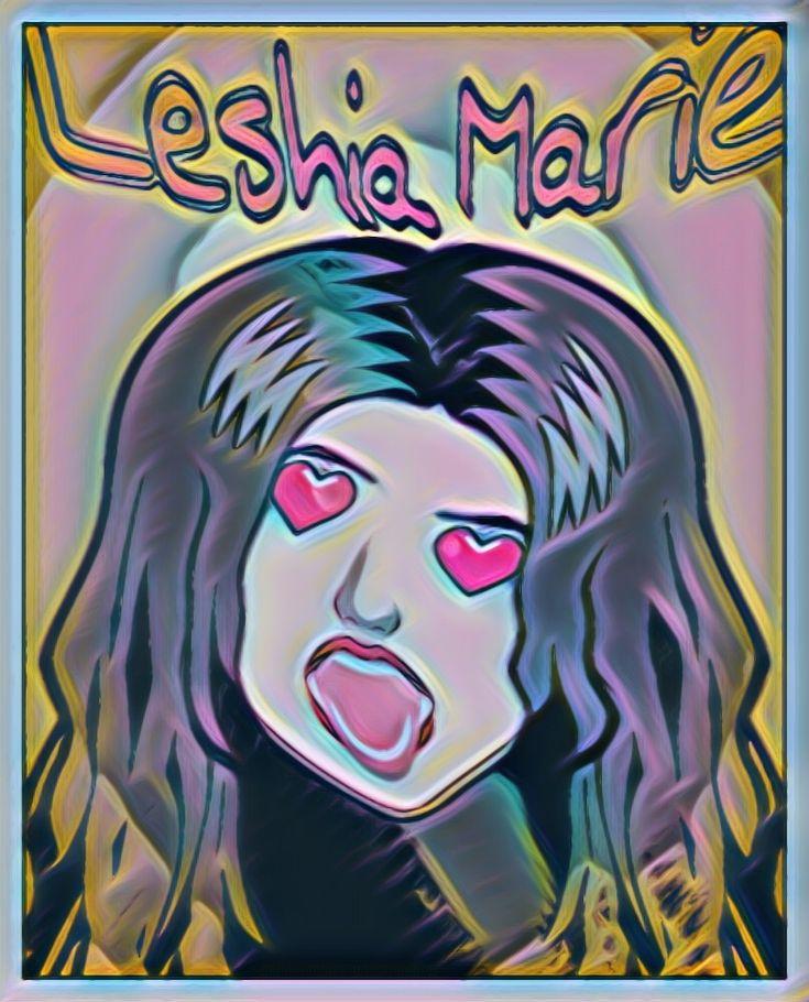 Art #weird #trippy #cartoon #leshiamarie #dope #style #love #trap #leshiamarie #leshia #marie #paint #cartoongirl #urban