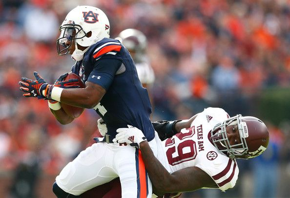 College Football Betting: Auburn Tigers vs. Texas A