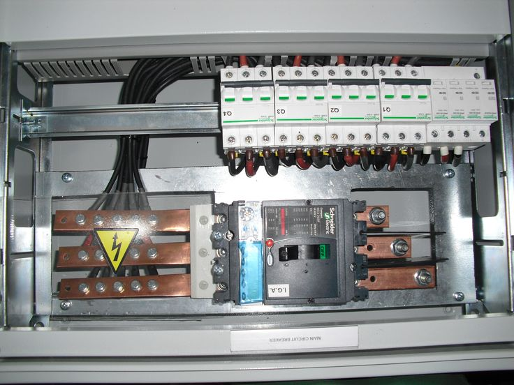 372 best electrical Panel images on Pinterest | Electric, Electrical ...