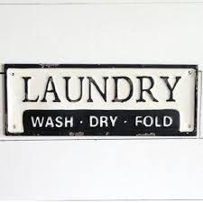Znalezione obrazy dla zapytania wash & Dry black sign