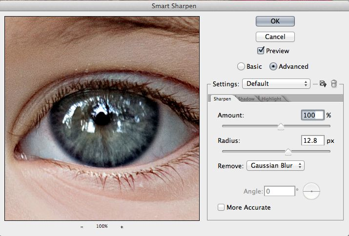 How to Make Eyes Sparkle in Photoshop