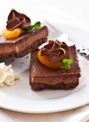 Krem czekoladowy budyniowy