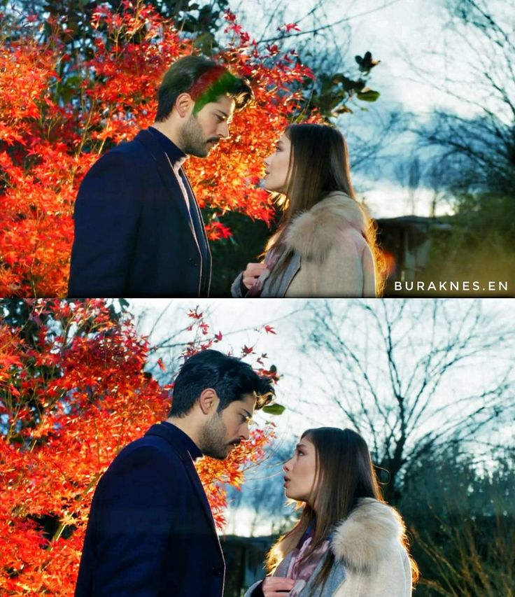 "Kara Sevda. ""Colors in life make it more unique#karasevda#burakozcivit#neslihanatagul#nihkem"""