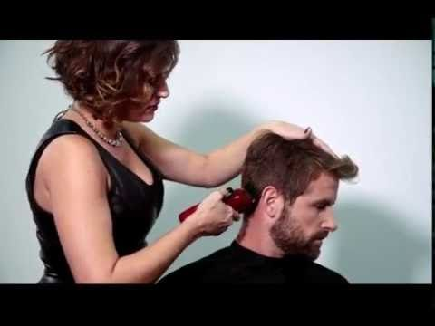 TUTORIAL: How to Fade Hair Easily w/ Clippers + Men's Hairstyling - YouTube
