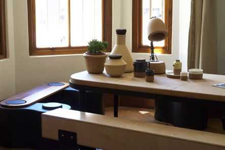designers on display at [o]bject house in woodstock, cape town