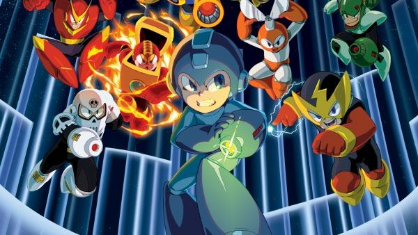 Mega Man Legacy Collection 2 rated in Korea - Gematsu