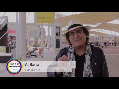 Ambassador Expo Milano 2015 Al Bano #Expo2015 #Ambassador