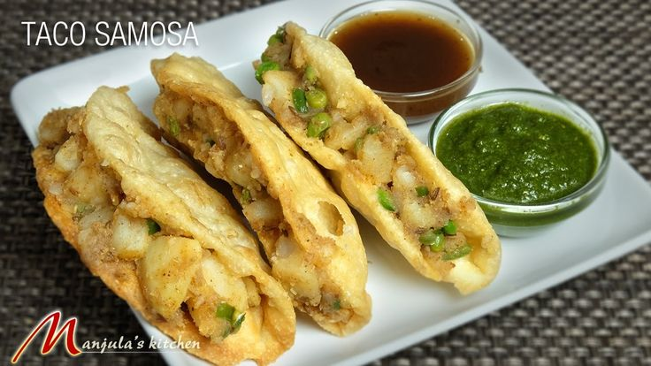 This exciting recipe for Taco Samosa is exactly what it sounds like - a twist to the traditional Samosa. Taco Samosas are delicious and savory with the perfect crisp. When I had my family do the initial taste test, the reaction was WOW! These Taco Samosas should be in your must try list. Not only are they delicious, but will be the conversation piece for your next get together. One thing good about these Samosas is that you can prepare them in advance and simply assemble before serving.
