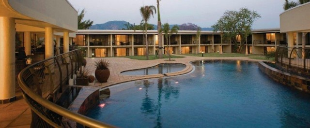 Pool -The Happy Valley Hotel. Quote and book  http://www.south-african-hotels.com/hotels/happy-valley-hotel-swaziland/