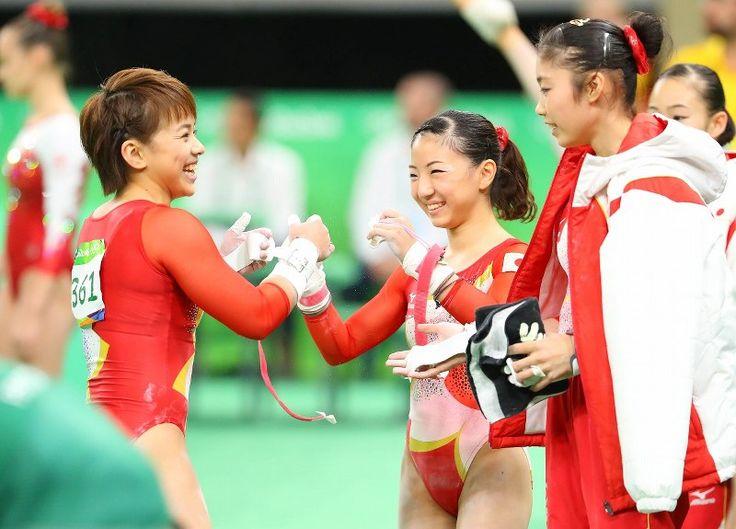 リオ五輪 体操女子予選 女子団体総合 日本7位で決勝へ - 毎日新聞 #体操 #リオ五輪 #オリンピック