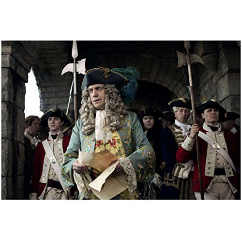 Pirates of the Caribbean: On Stranger Tides (2011) 8 inch by 10 inch PHOTOGRAPH Jonathan Pryce Long  @ niftywarehouse.com #NiftyWarehouse #PiratesOfTheCarribbean #Pirates #Movies #Pirate