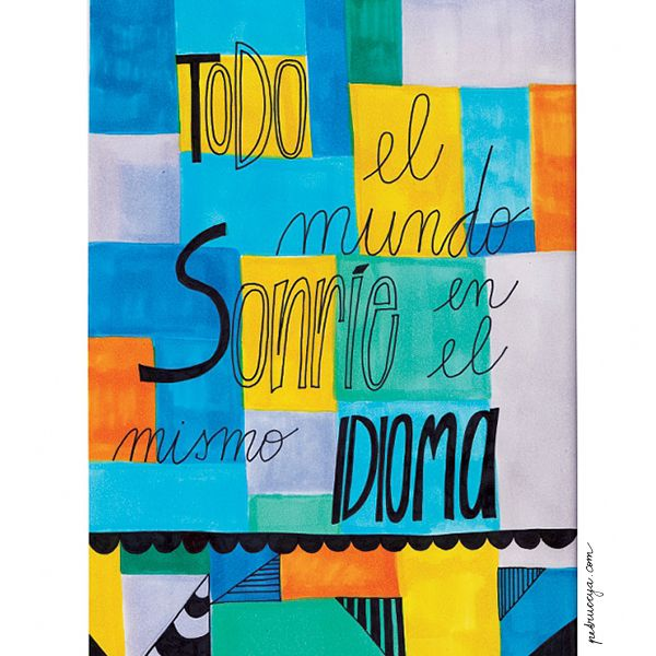 Smile quote from Petruccya365