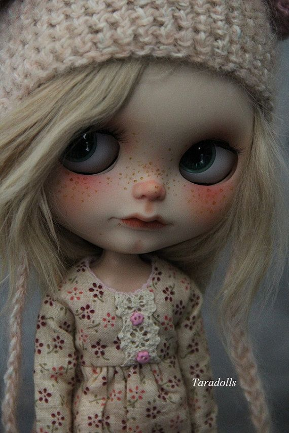 Harry, custom blythe doll ooak rbl alpaca by Taradolls on Etsy, 950,00€