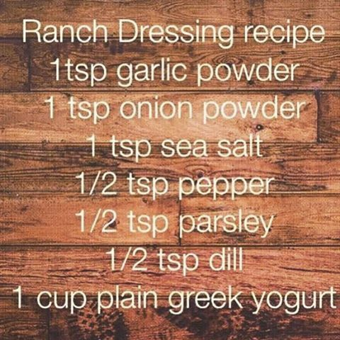 21 day fix approved Ranch... worth trying to stop buying all the packets all the time.