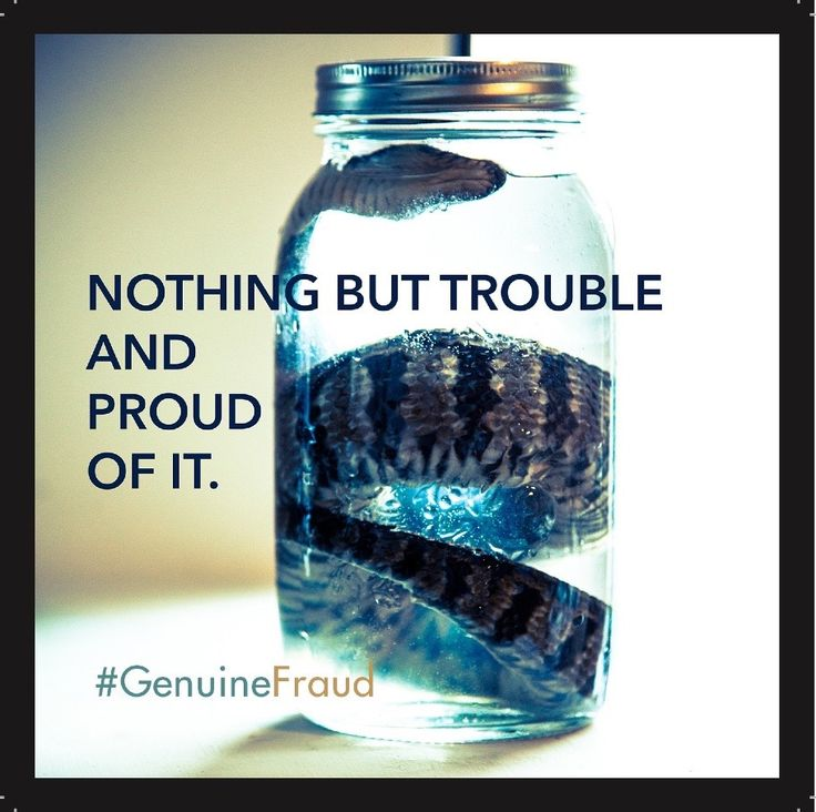 """Nothing but trouble and proud of it.""  Quote from Genuine Fraud by E. Lockhart.  #quotations #quotes #yabooks #genuinefraud #feminist"