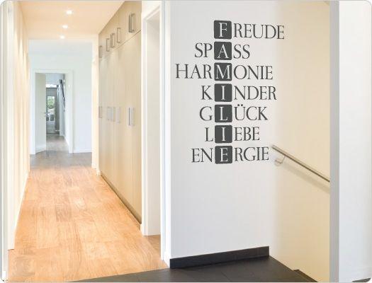 Die besten 25+ Wandtattoo familie Ideen auf Pinterest Stammbaum - Wandtattoos Fürs Badezimmer